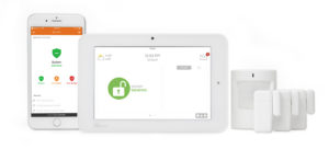 Crime Prevention Security Systems presents the Qolsys IQ2 Panel