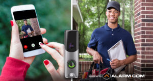 Crime Prevention Security Systems - Doorbell Camera