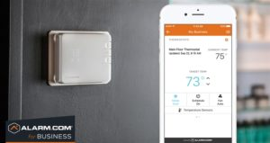 Smart Thermostat for Business