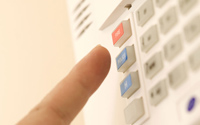 home-security-system-control-panel