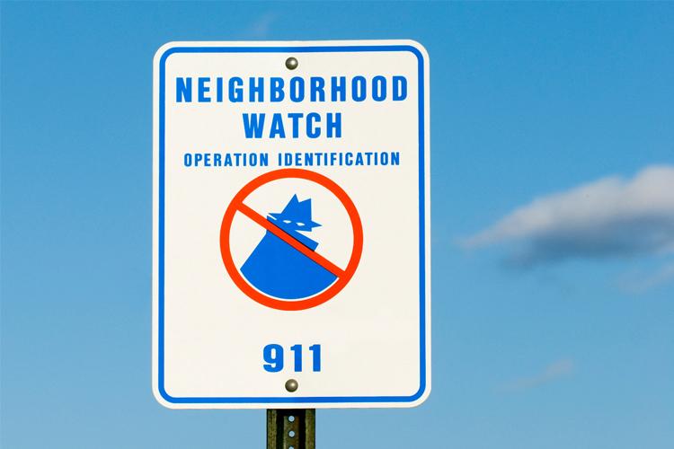 neighborhood-watch-sign-post