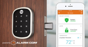 Smart Locks from Crime Prevention Security Systems